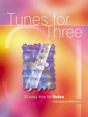 Stent, K - Tunes for Three - Flute