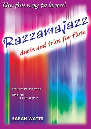 Watts, S - Razzamajazz Duets and Trios for Flute