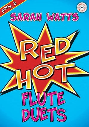 Watts, S - Red Hot Flute Duets - Book 2
