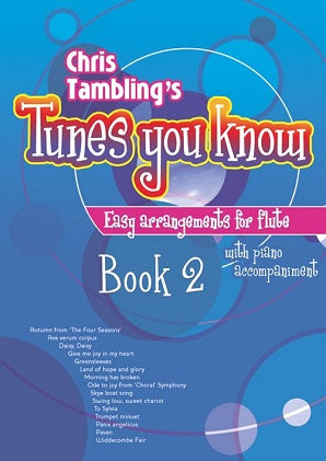 Tambling, Chris - Tunes you know Book 2