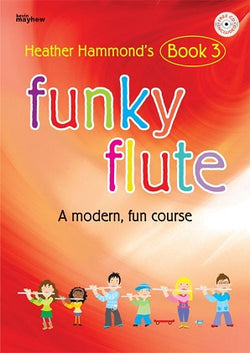 Hammond, H - Funky Flute - Book 3 Student (With CD)