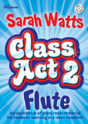 Class Act 2 Flute - Student