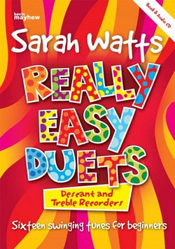 Watts, S - Really Easy Duets - Descant and Treble Recorders / Flutes
