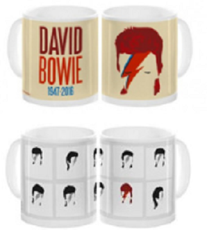 David Bowie Mugs