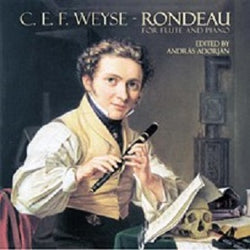 Weyse - C.E.F -Rondeau for flute and piano