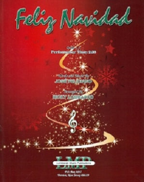 Feliz Navidad for flute choir arranged R Lombardo