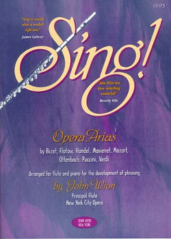 Sing! Arranged by John Wion