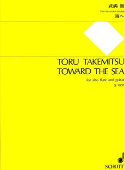 Takemitsu Toru -  Toward the Sea Alto Flute and Guitar