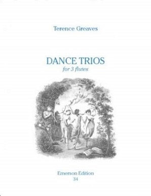 Greaves, Terence - Dance Trios