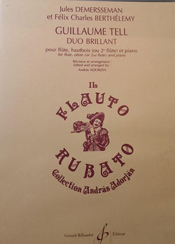 Demersseman - Duo Brilliante on William Tell for two flutes