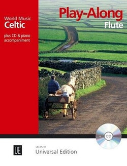 World Music - Celtic plus Cd & Piano Accompaniment