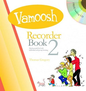 Vamoosh Recorder Book 2