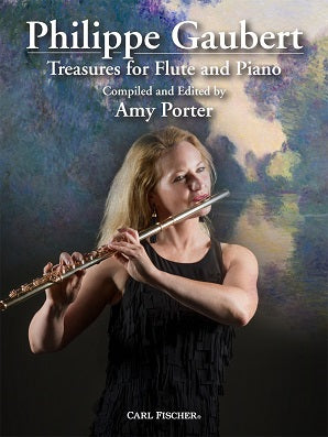 Gaubert, P - Treasures for Flute and Piano