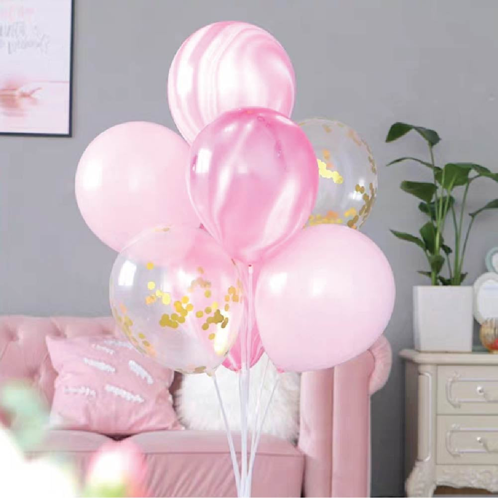Pink Helium Balloon Bunch - Hera Bloom