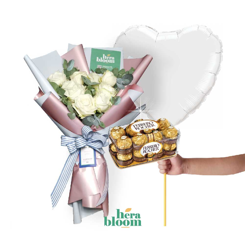 Bridal Shower Choco Bundle - Hera Bloom