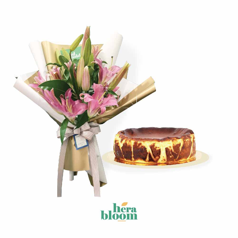 Cake Bundle 5 - Hera Bloom