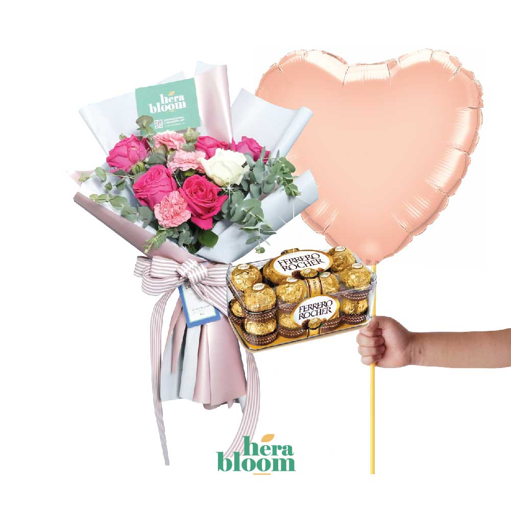 Sweet Surprise Choco Bundle - Hera Bloom