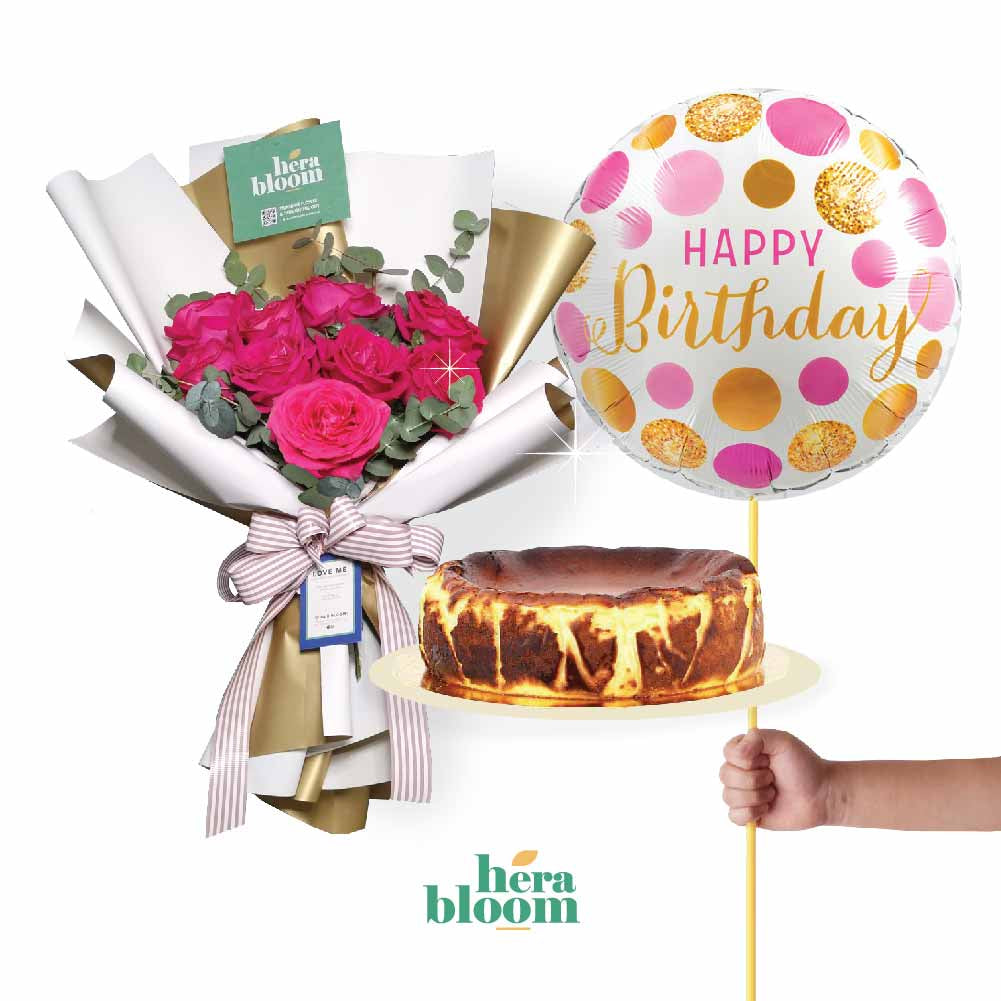 Cake Bundle 3 - Hera Bloom