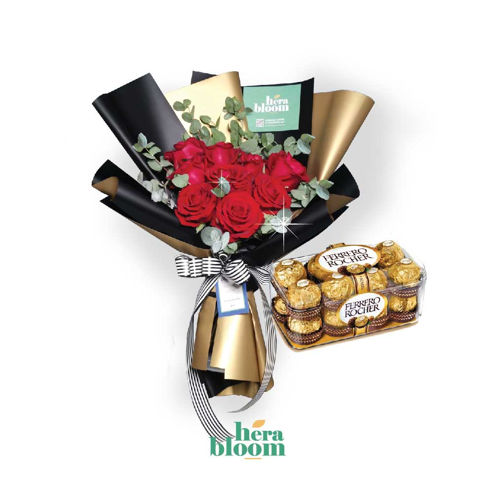 Proposal Choco Bundle - Hera Bloom