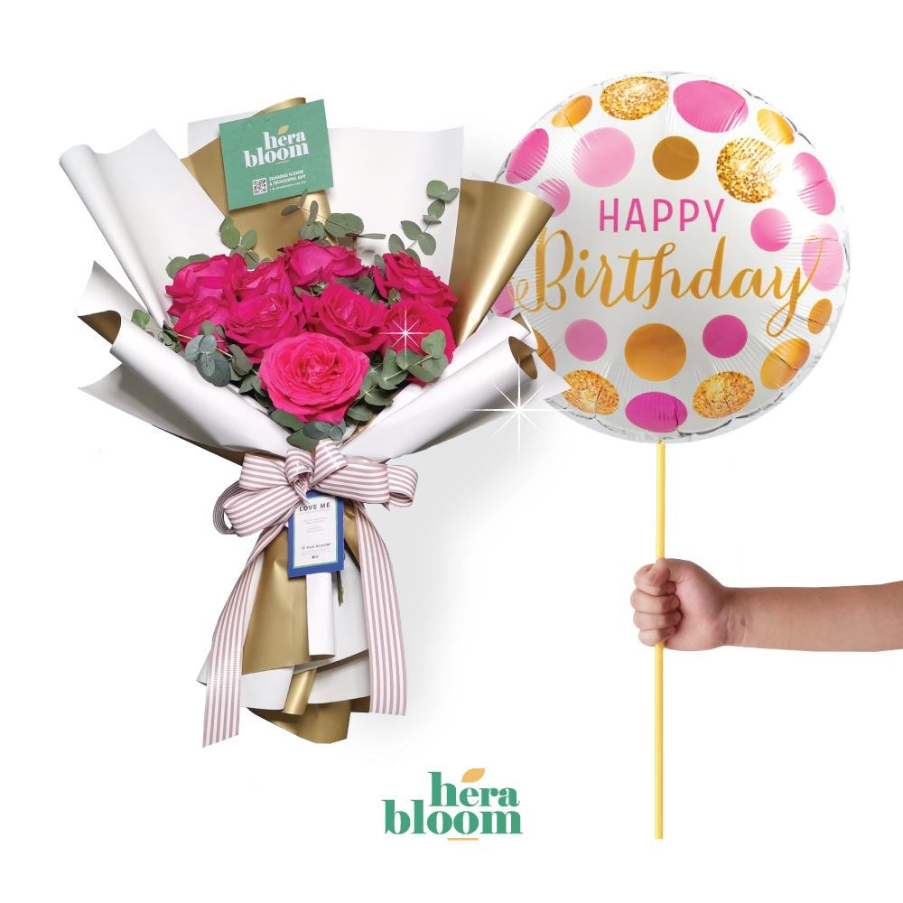 Birthday Choco Bundle 2 - Hera Bloom