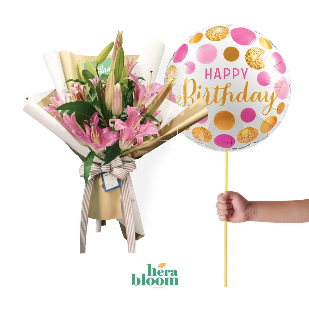 Birthday Choco Bundle 3 - Hera Bloom