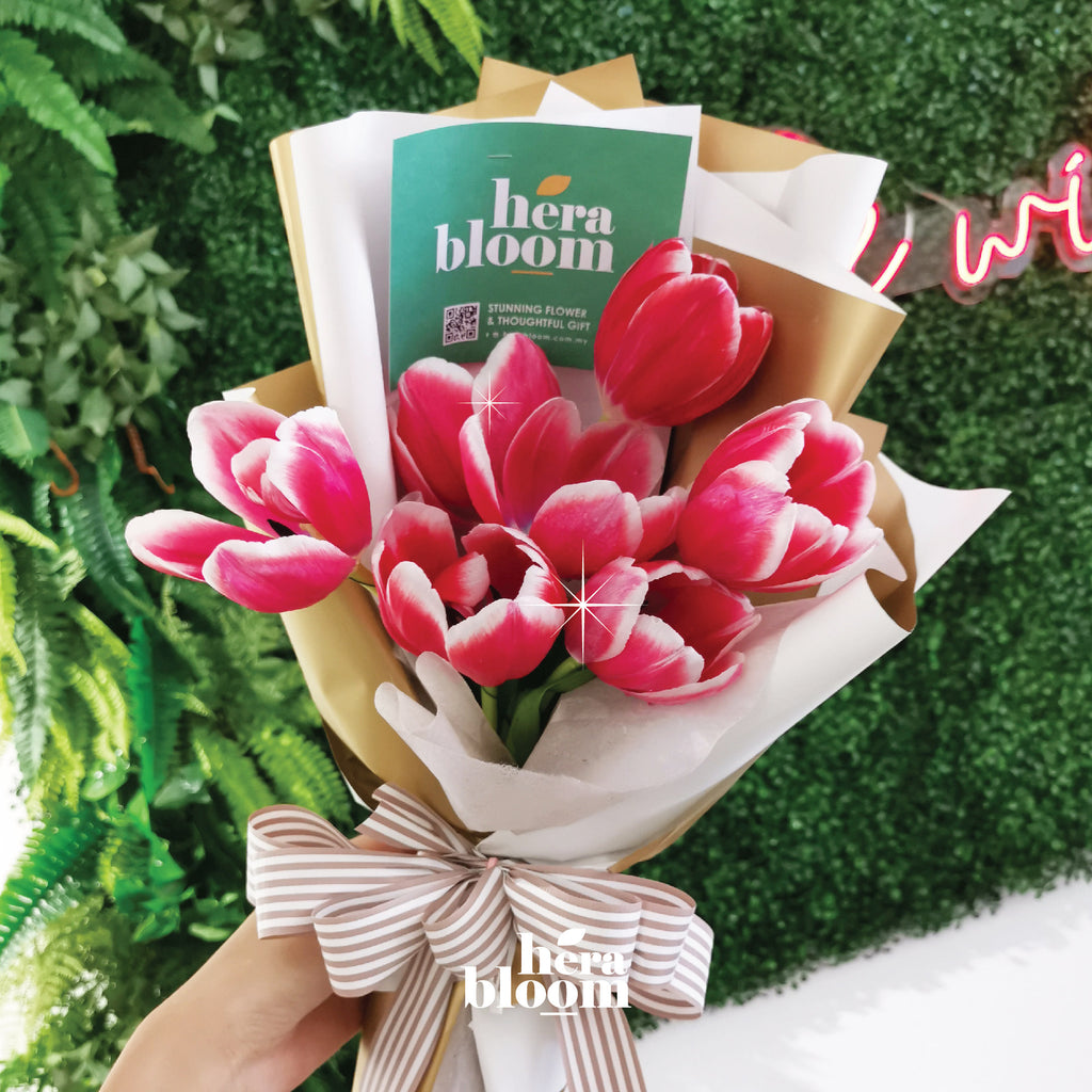 Tulip Bouquet - Hera Bloom