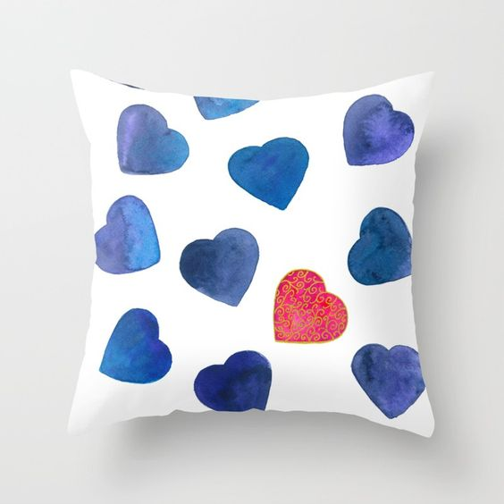 Heart Pillow - Duvet Planet