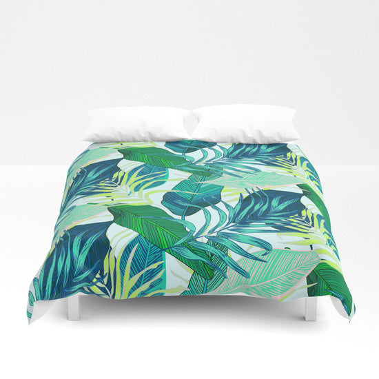 Tropical Summer Duvet Cover - Duvet Planet