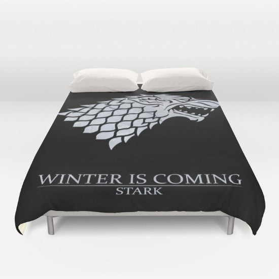 Fantasy Winter Duvet Cover - Duvet Planet