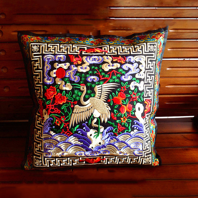 Chinese Style Pillow Covers - Duvet Planet