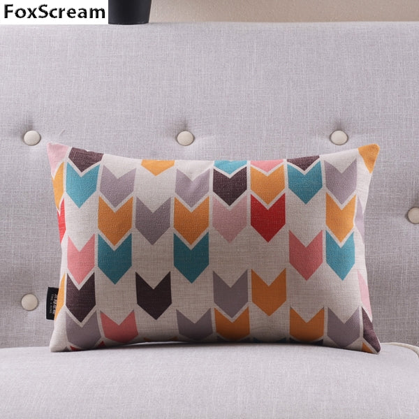 Multi-Color Decorative Cushion Covers - Duvet Planet