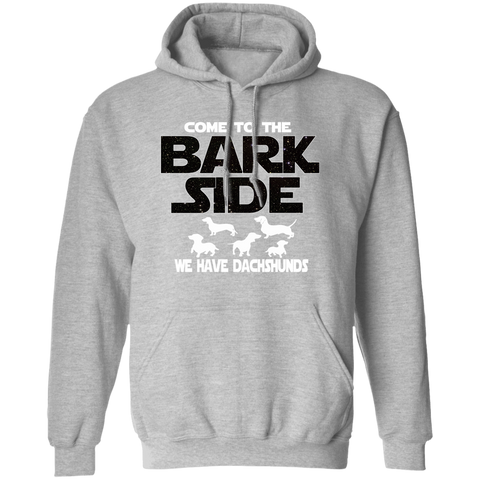 Dachshund Hoodie - Come To The Bark Side