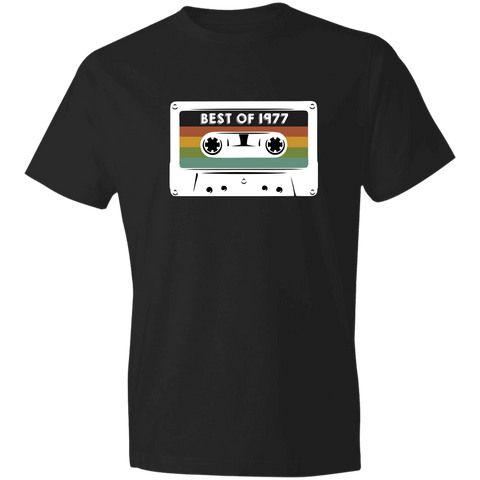1977 Birthday T-shirt - Retro Vintage Casette Tape Best Of