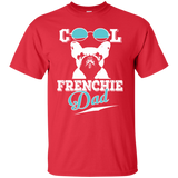 Frenchie Dad Shirt Cool Frenchie Dad Cute Frenchie Shirt Frenchie Lover Gift Gift For Him Frenchie Shirt Mens French Bulldog Shirt Dog Lover