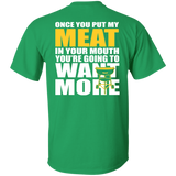 Barbeque Master T-shirt - Funny Chef Gift - Gift For Chef - Back Print