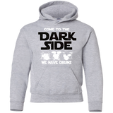 Drummer Hoodie Come To The Dark Side We Have Drums Hoodie Cool Drummer Gift Best Drummer Hoodie Gift For Drummer Gift For Musician