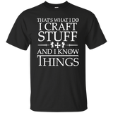 Crafter T-shirt | Crafting T shirt | Crafting Shirt | Gift For Crafter | Cute Crafting Tee | Best Crafting Tee | Birthday Gift | Crafter Tee