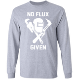 No Flux Given Welder T-shirt