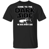 964 Porsche Inspired T-shirt | Come To The Dark Side, We Have Sports Cars