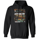 Astronomy Hoodie | Astronomy Gift | Gift For Astronomer | Terminology Hoodie | Common Terms | Coworker Gift | Astronomy Terms