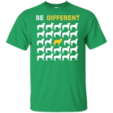 Border Collie T-shirt Be Different