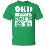 Obsessive Kayaking Disorder T-shirt