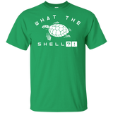 What The Shell Shirt / Turtle Shirt / Funny Shirt / Funny Gift Him / Gift For Him / Gift For Her / Turtle Tee / Turtle T shirt / Funny Tee