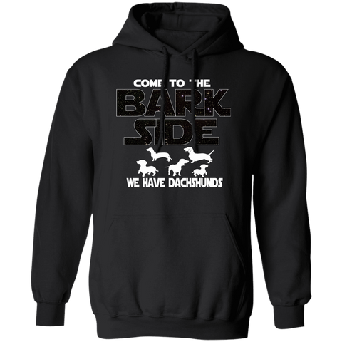 Dachshund Hoodie | Come To The Bark Side We Have Doxies