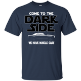 1969 Chevrolet Camaro SS Inspired T-shirt | Come To The Dark Side, We Have Muscle Cars