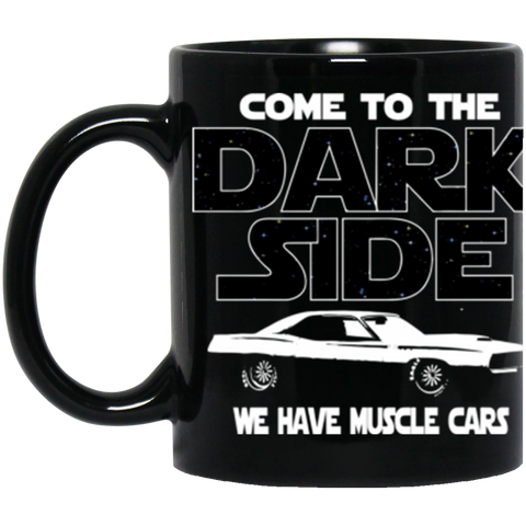 1971 Plymouth Cuda Mug | Plymouth Cuda Mug | Car Lover Gift | Come To The Dark Side Mug | Fan | Cuda Coffee Mug