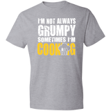 Chef T-shirt - Cooking T-shirt - Gift For Cook - I'm Not Always Grumpy Sometimes I'm Cooking