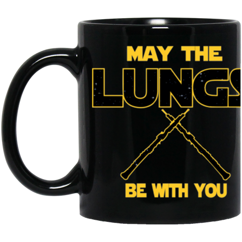 Oboe Player Coffee Mug 11Oz. - May The Lungs Be With You