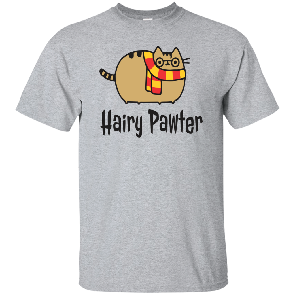 Funny Cat Shirt Hairy Pawter Cat Tshirt Cat Shirts Best Cat Lover Gift Gift For Her Girlfriend Gift Women Cat Tshirt Trippy Cat Shirts