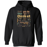 Clarinet Hoodie | Commonly Used Words Amongst Clarinet Players